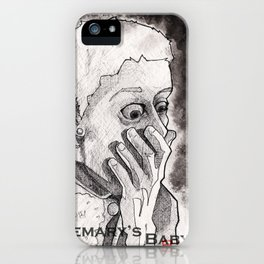 Rosemary's baby (1968) iPhone Case