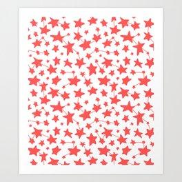 Connect the Stars Art Print