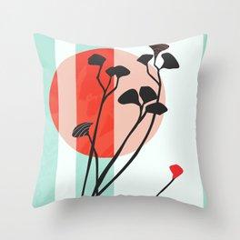 Harvest Moon 01 Throw Pillow