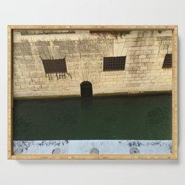 Doge's Palace Prison, Venice, Italy Serving Tray