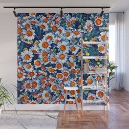 chrydsanthemum Wall Mural