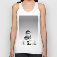 blur Tank Tops featuring Blur by cumminsproject