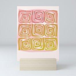 Inka Sun #society6 #buyart Mini Art Print