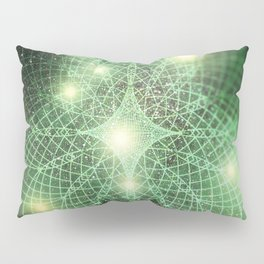 Geometry Dreaming Pillow Sham