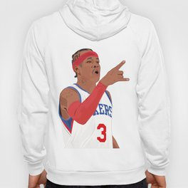 """a tribute to """"the answer"""" Hoody"""
