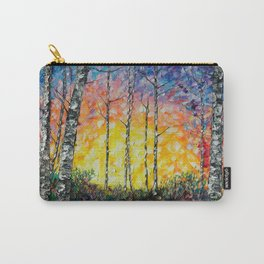 """Morning Breaks"" Carry-All Pouch"