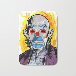 I believe whatever doesn't kill you simply makes you... stranger Bath Mat