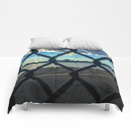Gate-scape NYC Comforters