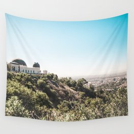 Observatory Views Wall Tapestry
