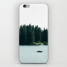Lake Days iPhone & iPod Skin