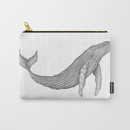 Megaptera Novaeangliae [Ted] Carry-All Pouch