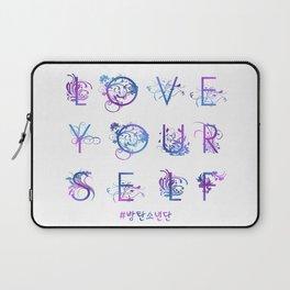 Kpop BTS: LOVE YOURSELF! Laptop Sleeve