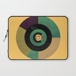 Circle Fibonacci.2 Laptop Sleeve