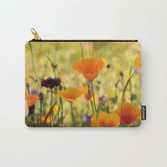 Summer Garden - JUSTART © Carry-All Pouch