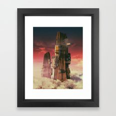 OBSERVAT-OR.009 (everyday 02.26.16) Framed Art Print