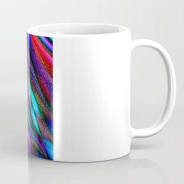 Pleather Plumage Coffee Mug