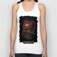 berserk Tank Tops featuring Children In the Wood by TheMagicWarrior