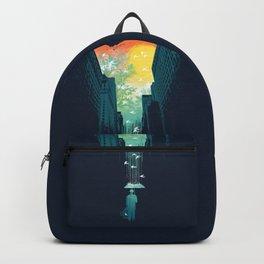 I Want My Blue Sky Backpack