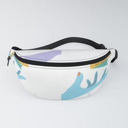 Reaching For Equality Fanny Pack