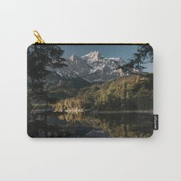 Lake Mood - Landscape and Nature Photography Carry-All Pouch