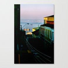 Valparaiso, Chile. Canvas Print