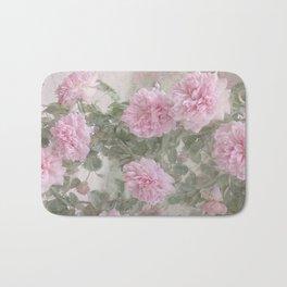 Rosen Blüten Bath Mat
