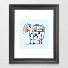 milkstations Framed Art Print