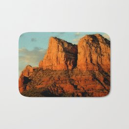 RED ROCKS - SEDONA ARIZONA Bath Mat