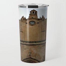 Historic Spanish Church Travel Mug