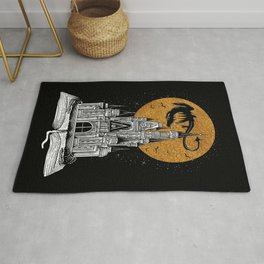 Fairytale Book Rug