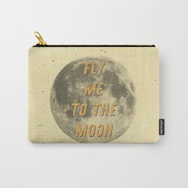 Fly me to the Moon - 50 Years Moon Landing Carry-All Pouch