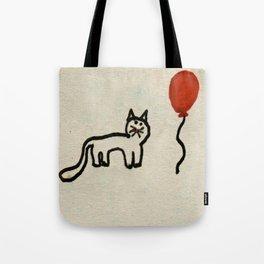 Maisy & Balloon Tote Bag