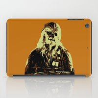 chewbacca iPad Cases featuring Chewbacca by iankingart