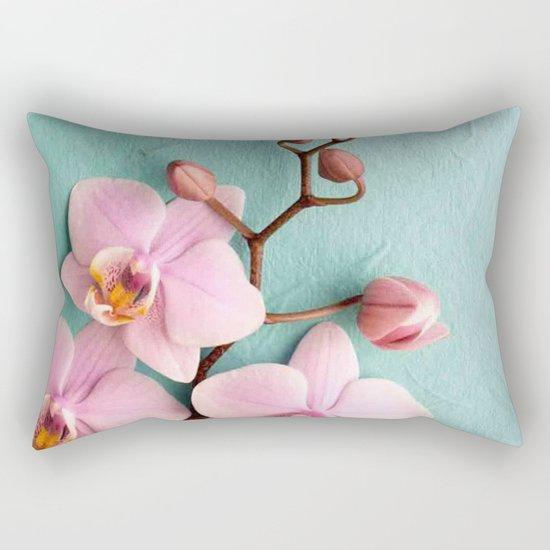 Orchids1 Rectangular Pillow