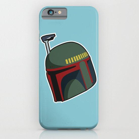 Fett Bucket iPhone & iPod Case