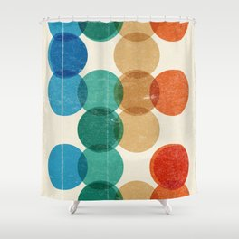 Cells I Shower Curtain