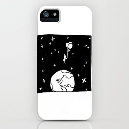 Down to Earth. iPhone Case