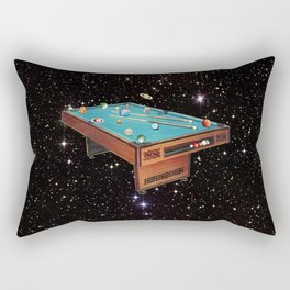 Cosmic Pool Rectangular Pillow
