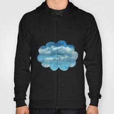 German clouds Hoody