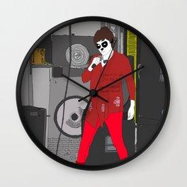 Opera Claus Wall Clock