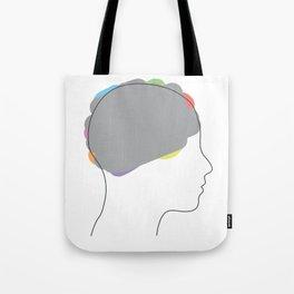 """""""Depression"""" Tote Bag"""