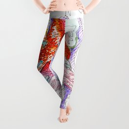 Seastars Leggings