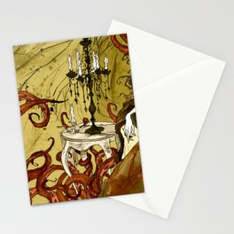 Nightmares of the Alchemist's Wife Stationery Cards