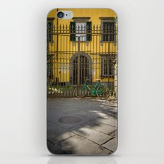 Lucca, Italy iPhone & iPod Skin
