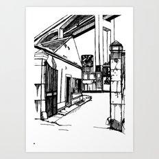 LX Factory 4 Art Print