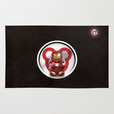Super Bears - the Invincible One Rug