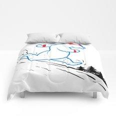 DA BEARS - RUNNING Comforters