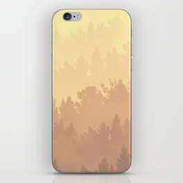 These are trees iPhone Skin