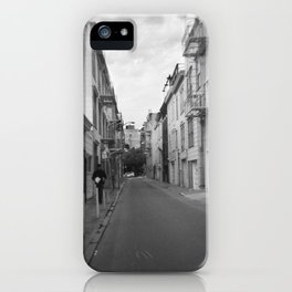 Streets of SF iPhone Case