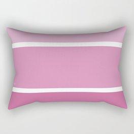 Hot Pink Rectangular Pillow